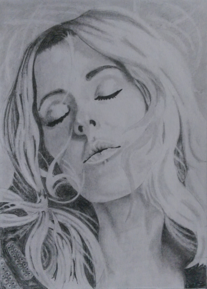 Ellie Goulding par Hollozavvi